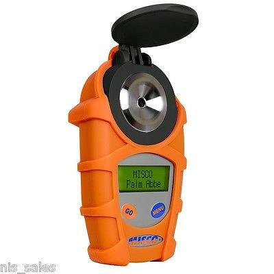 Misco Palm Abbe Digital Refractometer, Ethylene & Propylene Glycol Antifreeze 'C, Armor Jacket