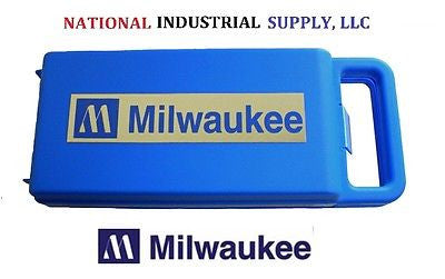 $26.35 FREE S&H MILWAUKEE INSTRUMENTS Hard Case for Refractometers Photometers Colorimeters