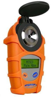 $444.99 MISCO Palm Abbe Digital Handheld Refractometer Glycerine Concentration & Freeze Point 'F