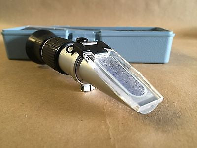 Professional Honey Refractometer 4 Bees Brix, 90