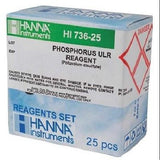 COMBO PACK! Hanna HI 736 HC Checker Phosphorus Photometer w/ HI 736-25 Reagents
