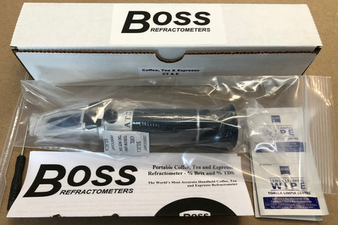 Boss Coffee Refractometer
