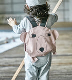 Bear backpack - Pink