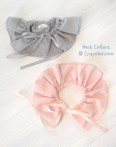 Neck Collar - 2 colours