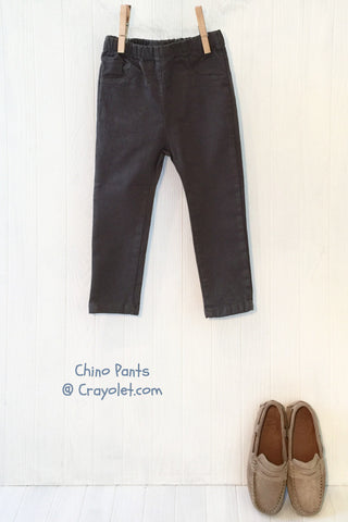Chino Pants - 2 Colour