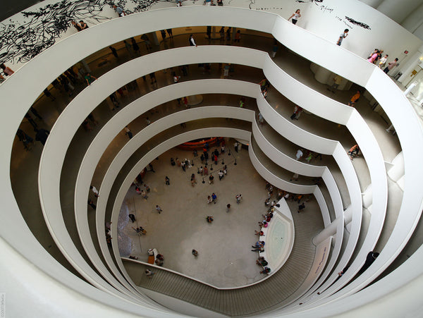 guggenheim museeum in new york besuch