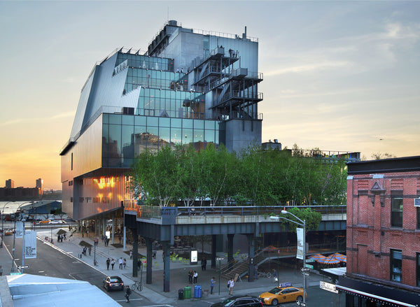 whitney museum new york besuch