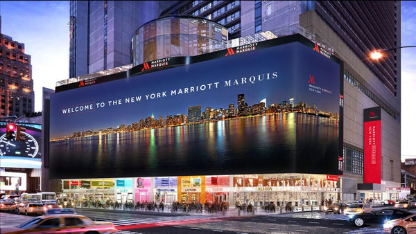 marriotte marquis new york hotel