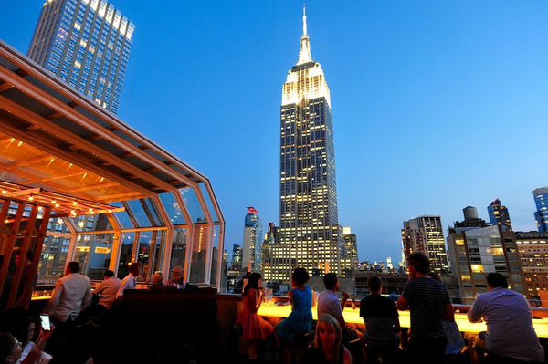 rooftop bar new york nyc