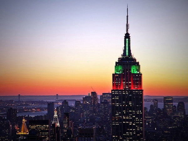 Mein Pass- Aussichtsplattform des Empire State Buildings