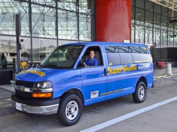 Super Shuttle NYC Flughafen Transfer
