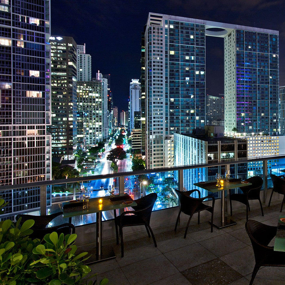 Night out in Miami - Rooftops, Pools und Bars von Magic City