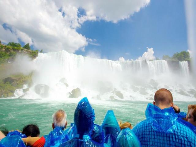 EXKURSION – 3 Tage: Niagara Falls, Toronto, Thousand Islands