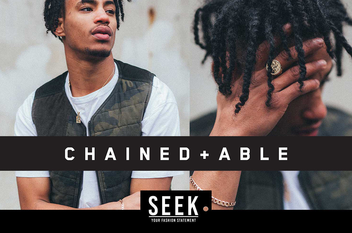 Chained & Able - SEEK Attire