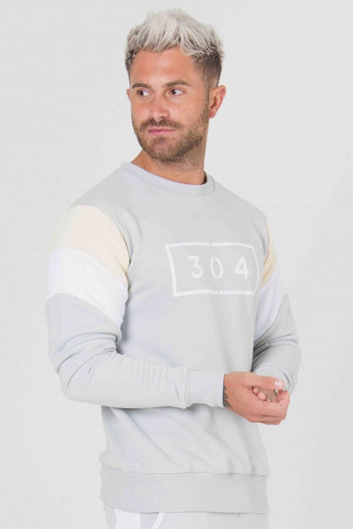 304 Clothing Jackson Sweater Grey