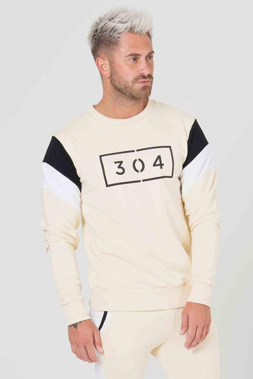 304 Clothing Jackson Sweater Sand
