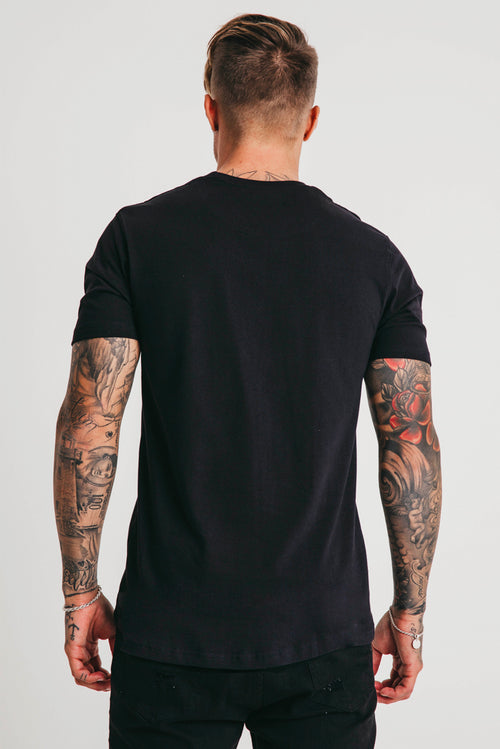 Good For Nothing Dare Me Blackout T-Shirt Black