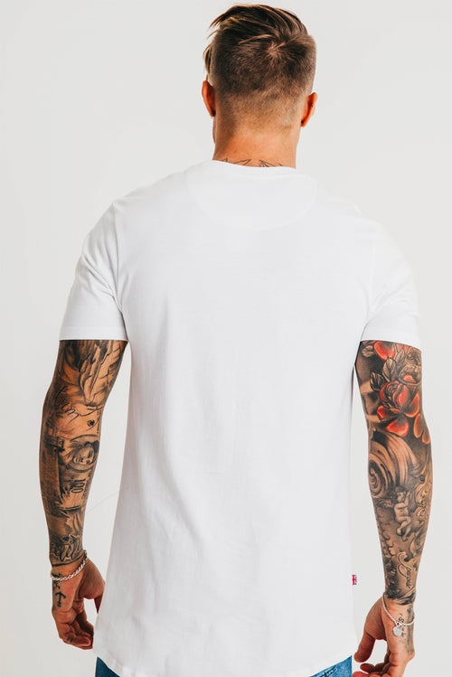 Good For Nothing Dare Me T-Shirt White