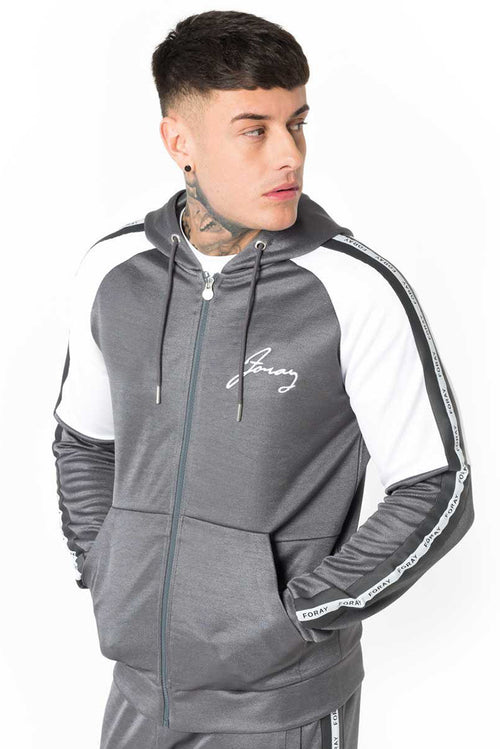 Foray Flux Hoodie Charcoal