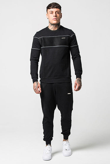 FORAY Kelvin Sweatshirt Black