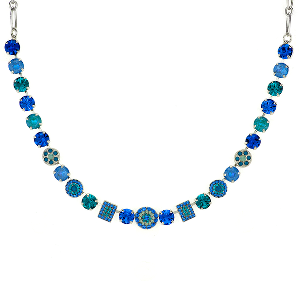 Must-Have Cluster and Pave Necklace