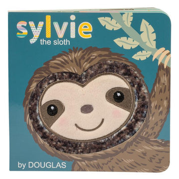 Book (Board) - Sylvie Sloth