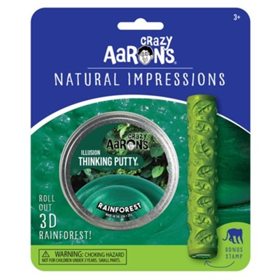 Putty - Rainforest Natural Impressions