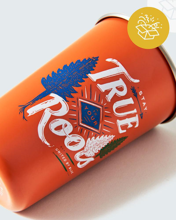 Drinkware - True Roots Stainless Steel Tumbler
