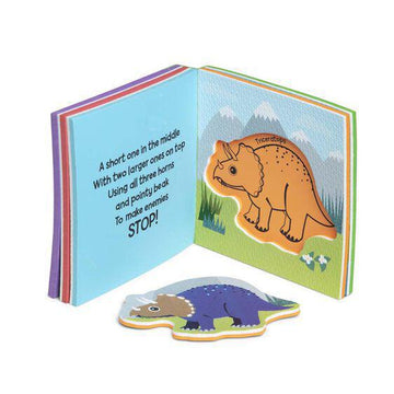 Books - Soft Shapes Book: Dinosaurs