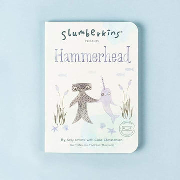 Slumberkins - Hammerhead Board Book