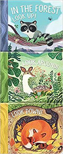 Book (Board) - 3 In 1 Discover The Forest