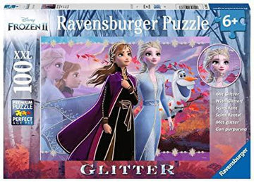 Puzzles - Frozen 2 Strong Sisters - 100pc