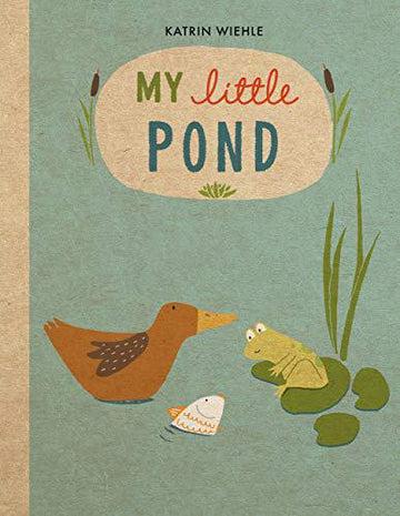 Book (Board) - My Little Pond