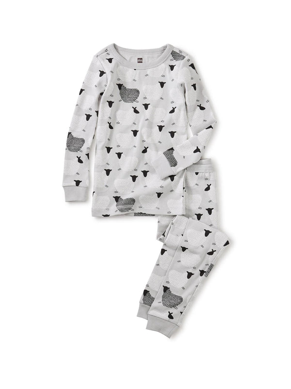 2 Piece Pajama (Long Sleeve) - Sheepish