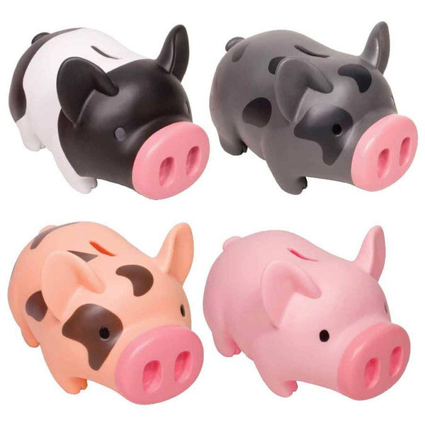 Coin Bank - Piglets Assorted