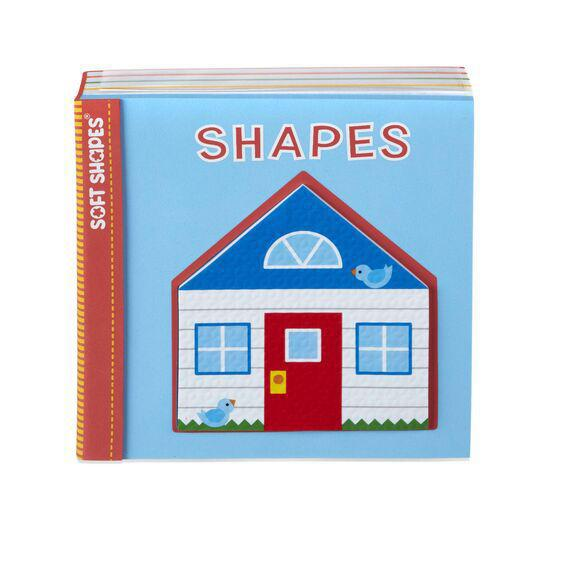 Books - Soft Shapes Book: Shapes