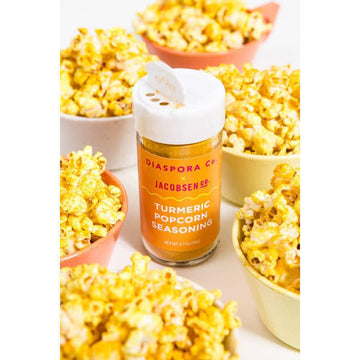 Jacobsen Salt Co. -  Turmeric Popcorn Seasoning