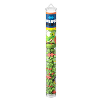 Plus Plus Mini Maker Tube - Praying Mantis