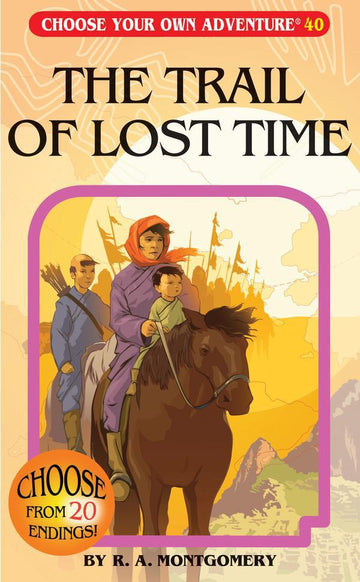 Book - Choose Your Own Adventure: The Trail Of Lost Time