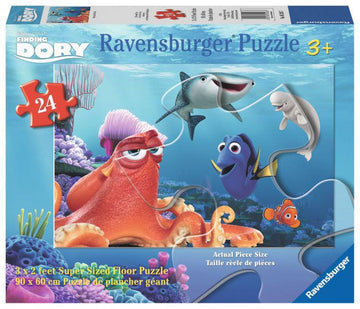 Floor Puzzle - Dory & Friends - 24pc