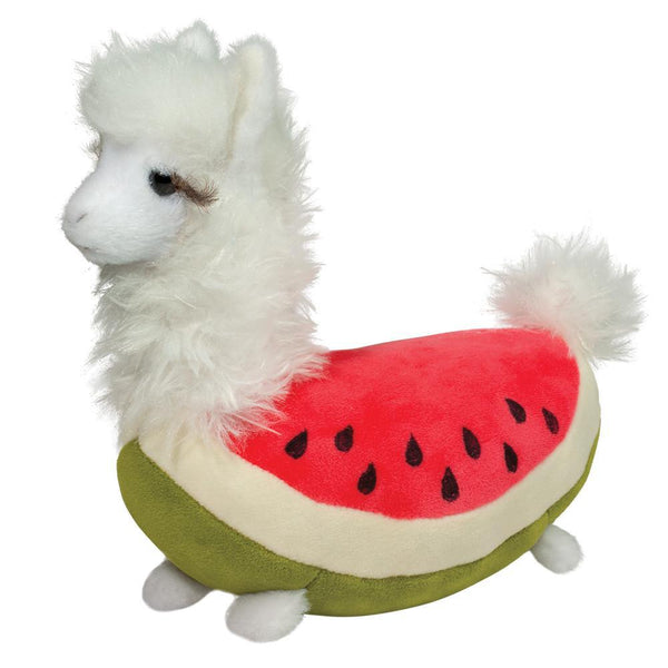 Stuffed Animal - Llama Watermelon Macaroon