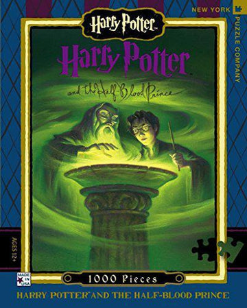 Puzzle - Harry Potter and the Half Blood Prince (1000 Pieces)