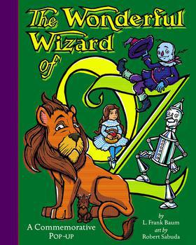 Books (Hard Cover) - The Wonderful Wizard Of OZ Pop Up