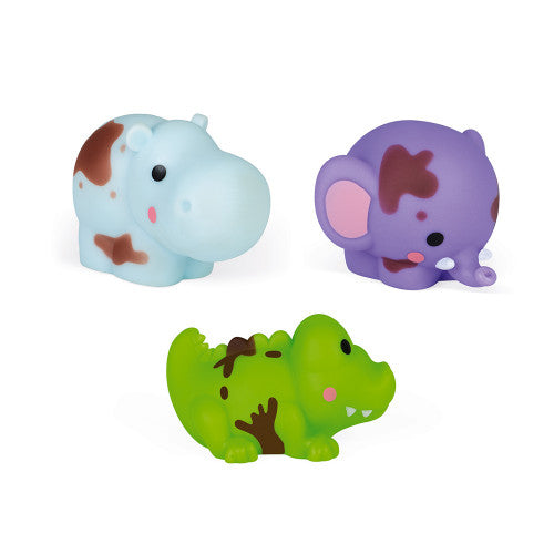 Bath Toy - Animal Wash Squirters 3 Set