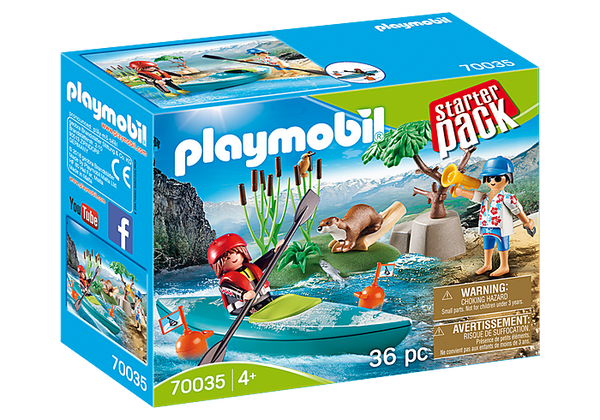 Playmobil - Kayak Starter Set