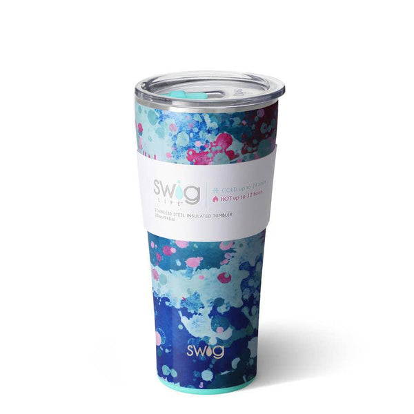 Drinkware - Swig Tumbler 32oz Artists Speckle