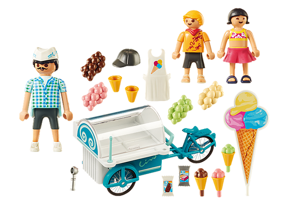Playmobil - Ice Cream Cart