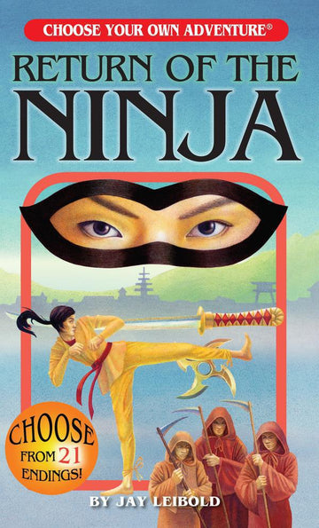 Book - Choose Your Own Adventure: Return Of The Ninja