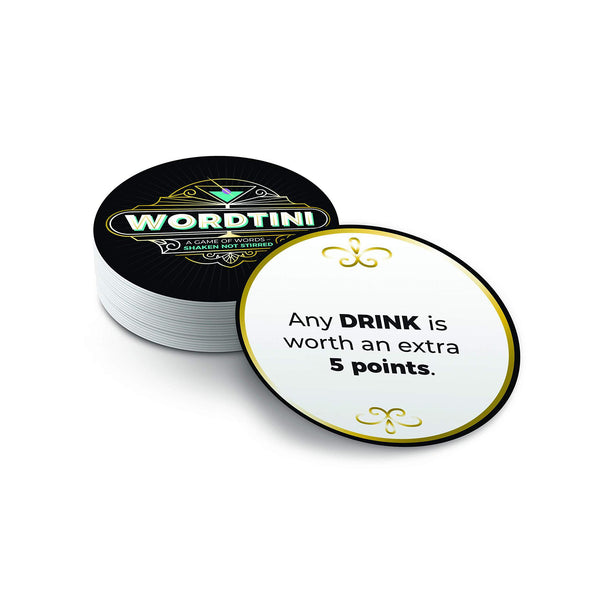 Game - Wordtini (Adult Party Game)