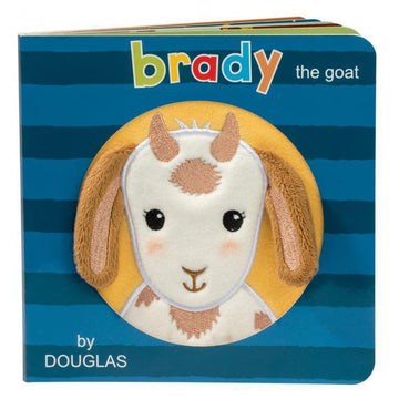 Book (Board) - Brady The Goat